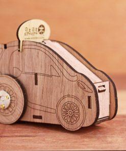 DIY Music Car