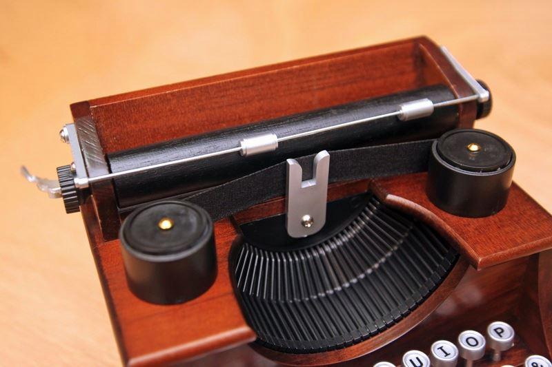 打字機音樂盒