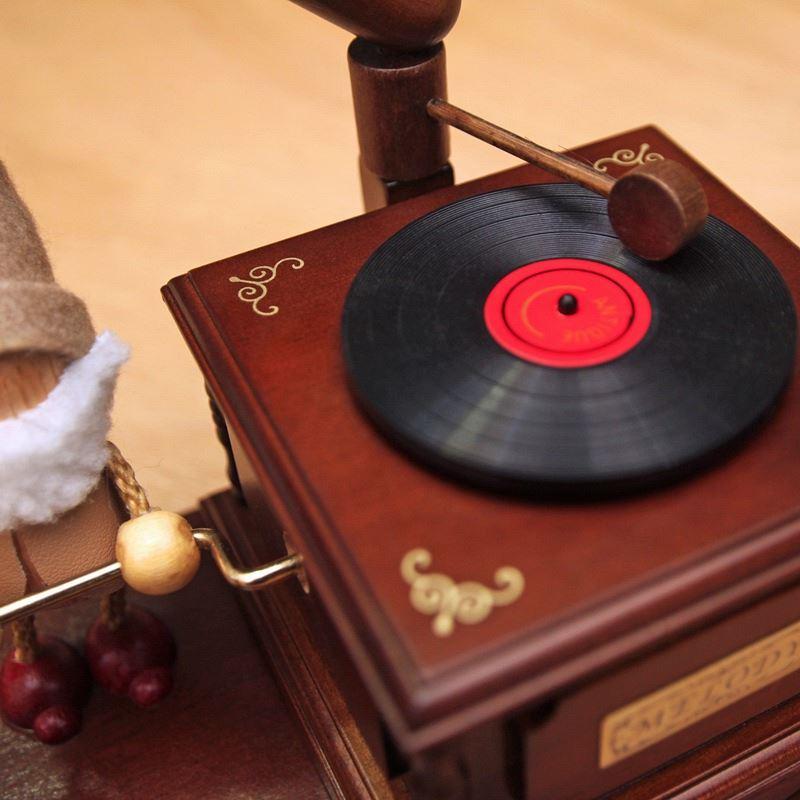 唱片音樂盒