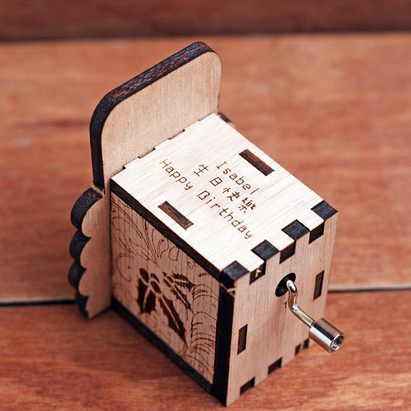 Nutcracker DIY Music Box