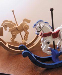 DIY-彩繪木馬