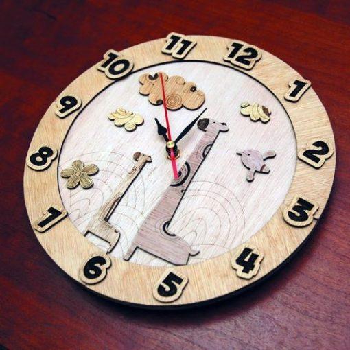 時鐘DIY