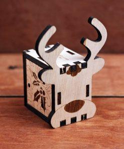 聖誕麋鹿音樂盒