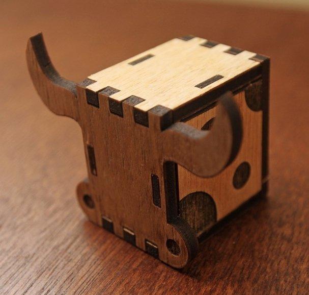 OX DIY Music Box