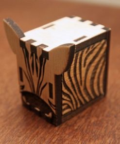 Zebra DIY Music Box