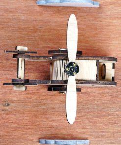 Helicopter diy music box
